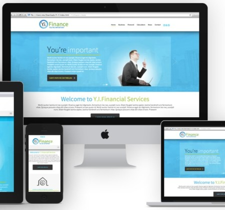 Is your website responsive? If not you could be losing business!