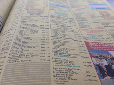 Does anyone still use the Yellow Pages? Not Me!